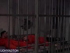 Spencer Gets her Horny In Prison