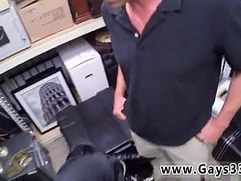 Cute gay boy sex for cash Dungeon master with a gimp