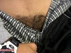 Latin thug uncut cock
