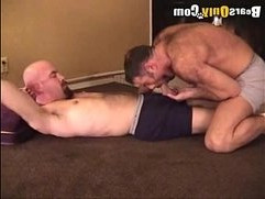 Hairy Men Likes To Face Fuck Each Other
