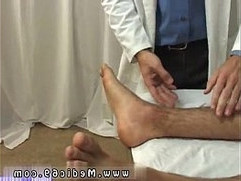 Bears gay porn boys feet vids I had crooked my ankle while playing