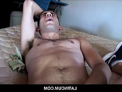 Spanish Latino Twink Amateur couple Fuck For Cash