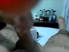 Hair removal with bonus punheta