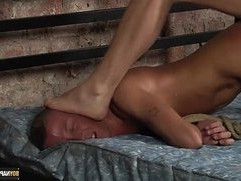 Using Slave Boy Kenzie!unter full