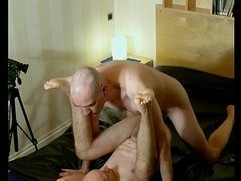 Pounding the fag anal greed