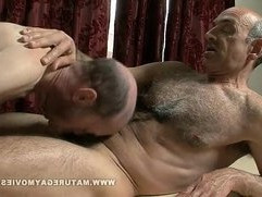 Hairy Mature Gets Massage And Fucks The Masseur