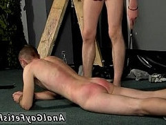 Gay fuck Aiden is feeble as Adam gets butt in his face and
