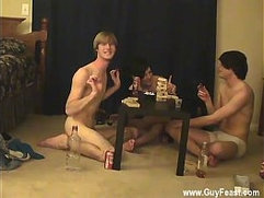 Gay naked hairy pubes This is a long cock movie for you voyeur types who